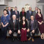 Award and presentation of College Group Bursary 2018