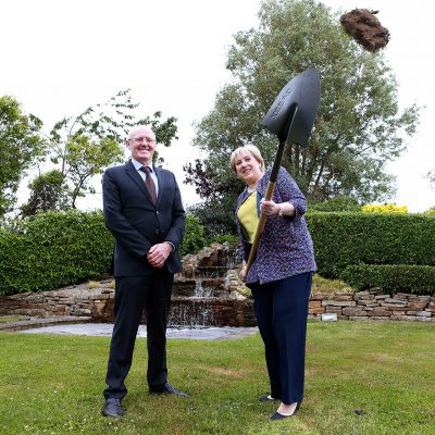 Minister Humphreys – College Group's €10m expansion